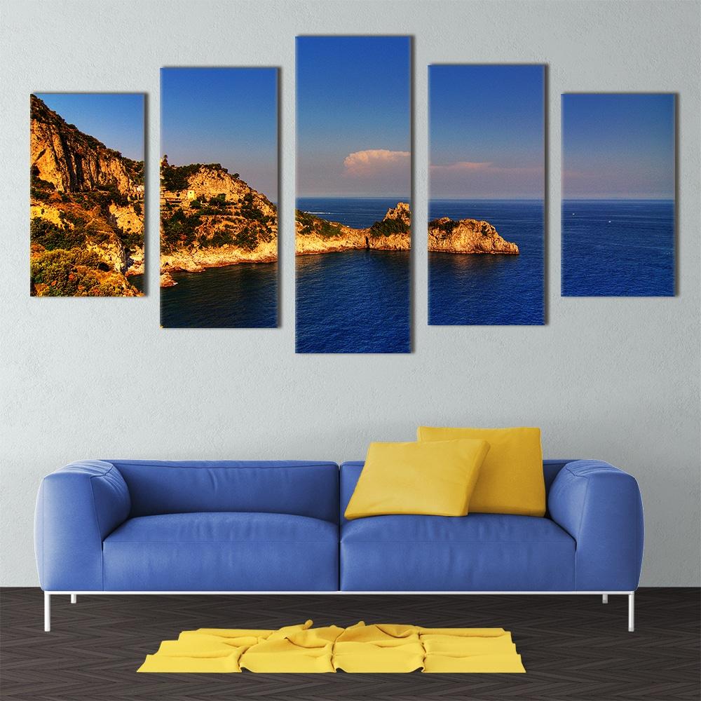 Amalfi Coast - Beautiful Home Décor | Unique Canvas