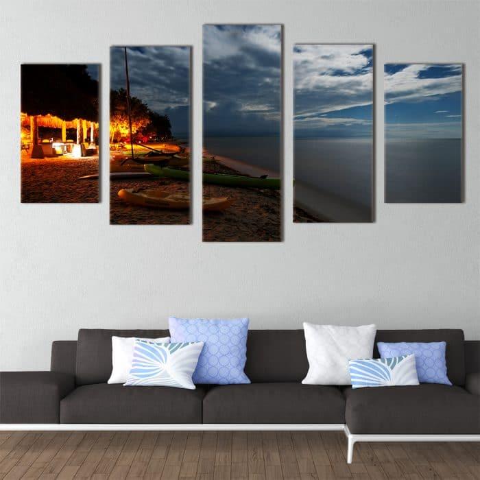 Island Bliss - Beautiful Home Décor | Unique Canvas