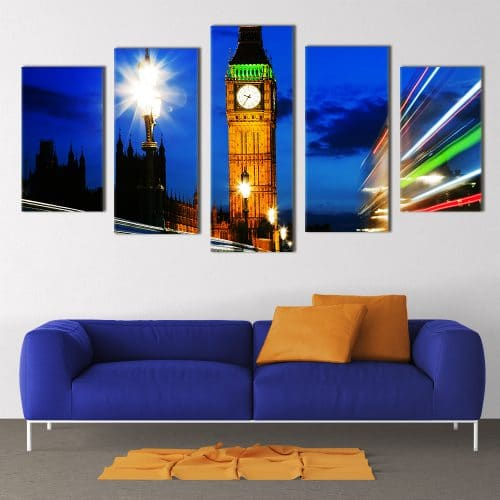 Magnificent Big Ben - Beautiful Home Décor | Unique Canvas