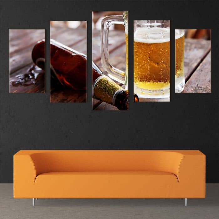 Refreshing Pint - Beautiful Home Décor | Unique Canvas