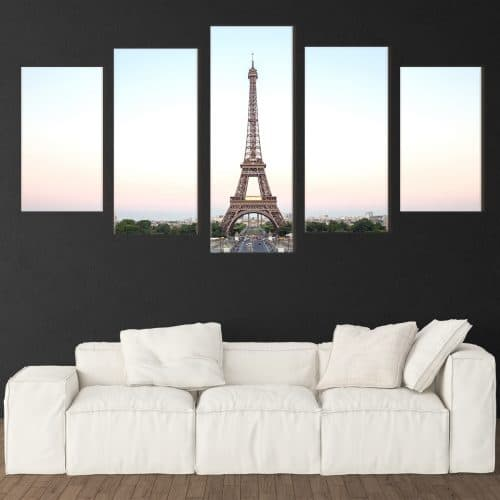 Eiffel Tower - Beautiful Home Décor | Unique Canvas