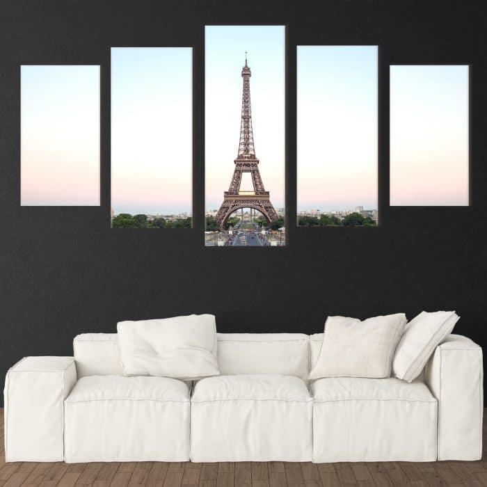 Eiffel Tower - Beautiful Home Décor | Unique Canvas
