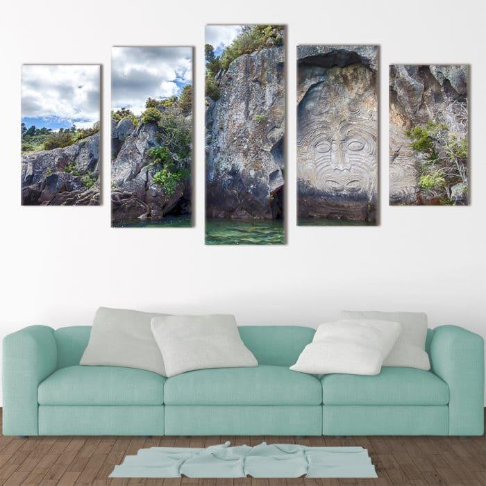 New Zealand - Beautiful Home Décor | Unique Canvas