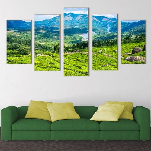 South Korea Valley- Beautiful Home Décor | Unique Canvas