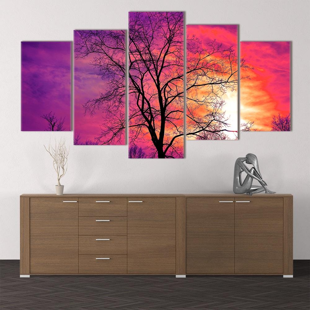 Autumn Tree- Beautiful Home Décor | Unique Canvas