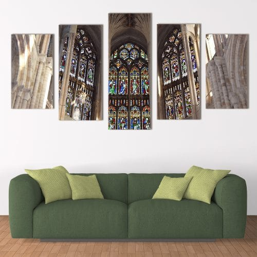 Cathedral- Beautiful Home Décor | Unique Canvas