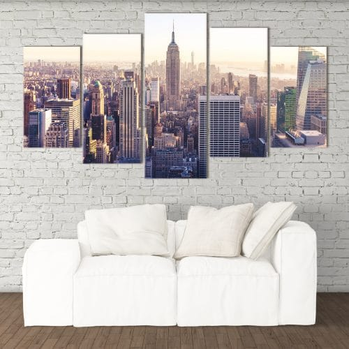 Majestic New York - Beautiful Home Décor | Unique Canvas