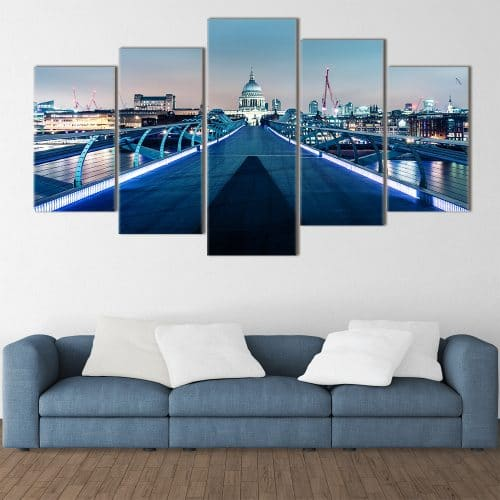 St Paul's Cathedral - Beautiful Home Décor | Unique Canvas
