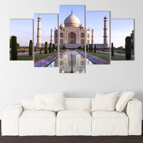The Taj Mahal- Beautiful Home Décor | Unique Canvas