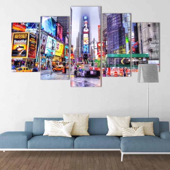 Time Square - Beautiful Home Décor | Unique Canvas