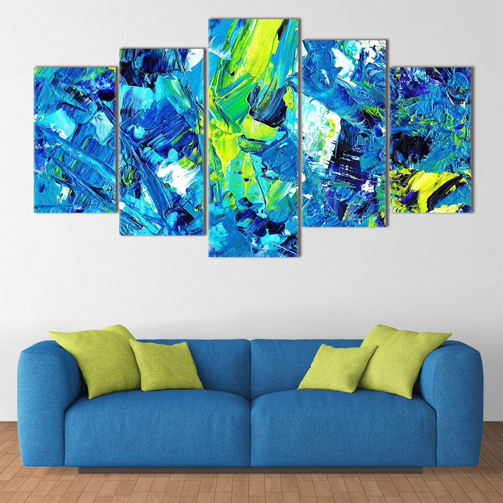 Acrylic Painting - Beautiful Home Décor | Unique Canvas