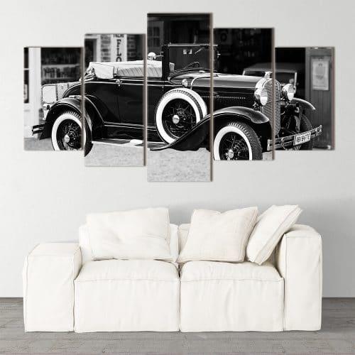 Ford Car unique canvas