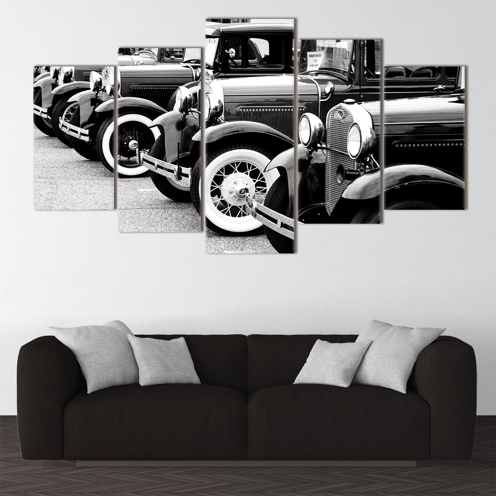 Ford Cars unique canvas
