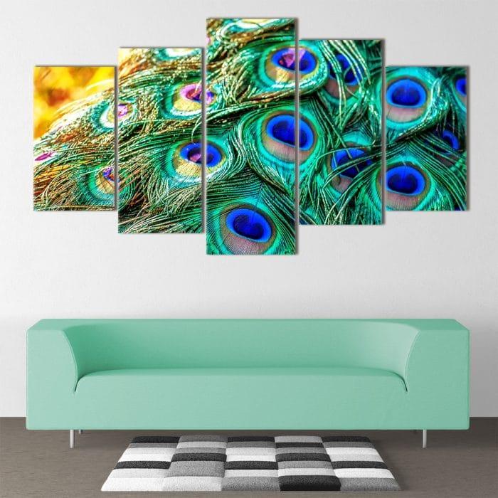 Peacock - Beautiful Home Décor | Unique Canvas