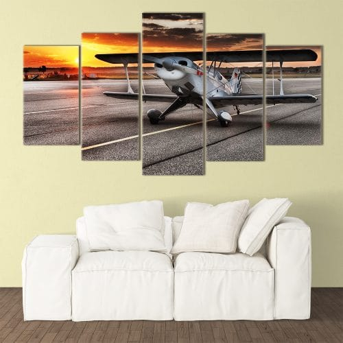 Buy Single Propeller Unique Canvas