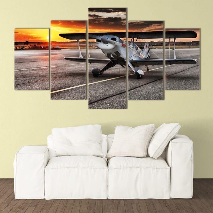 Buy Single Propeller Unique Canvas