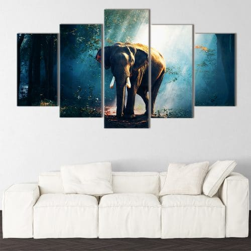 Bold Elephant - Beautiful Home Décor | Unique Canvas