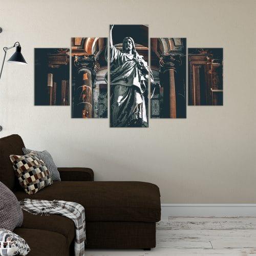 Christ The Great- Beautiful Home Décor | Unique Canvas
