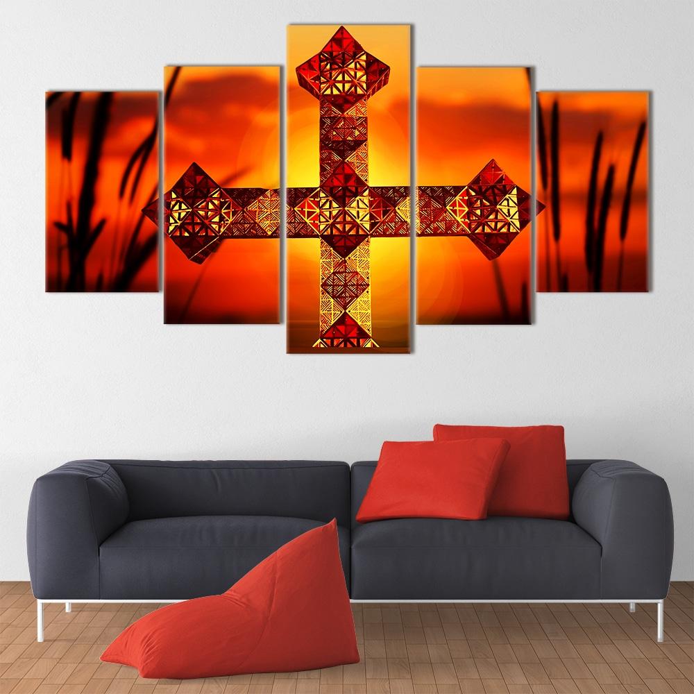 Faith in God- Beautiful Home Décor | Unique Canvas