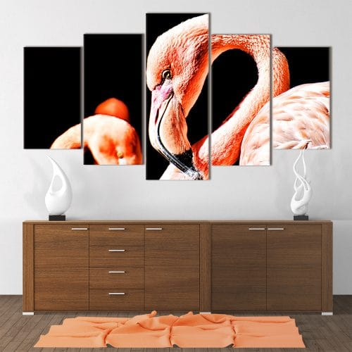 Flamingo - Beautiful Home Décor | Unique Canvas