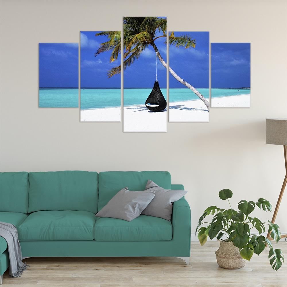 Hammock Paradise- Beautiful Home Décor | Unique Canvas