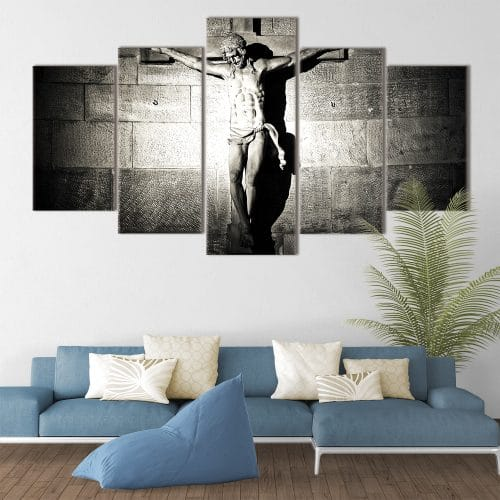 Jesus Christ- Beautiful Home Décor | Unique Canvas