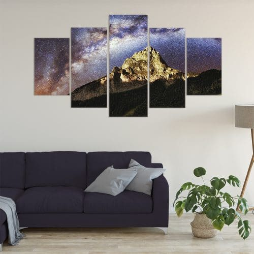 Starry Sky- Beautiful Home Décor | Unique Canvas
