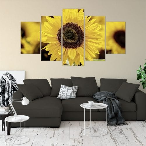 Buy Sunflower Unique Canvas