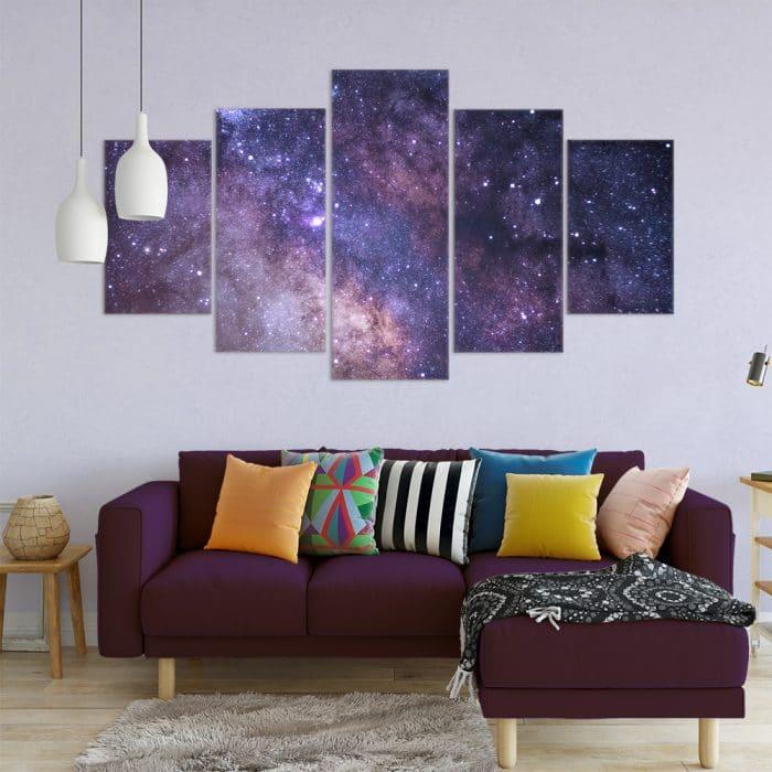Buy Universe Unique Canvas