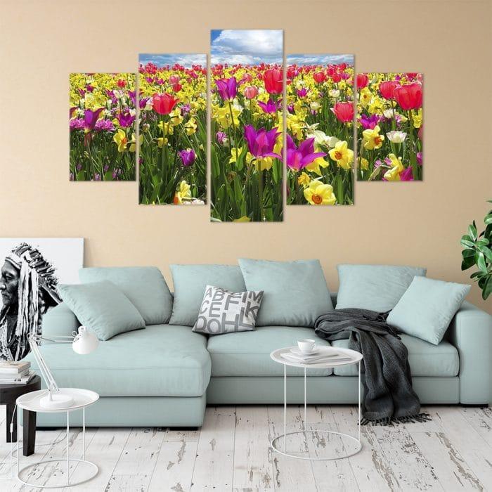Buy Spring Awakening Unique Canvas
