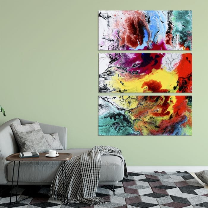 Abstract Ink - Beautiful Home Décor | Unique Canvas