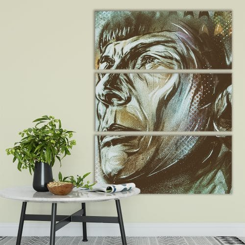 Mr Spock - Beautiful Home Décor | Unique Canvas