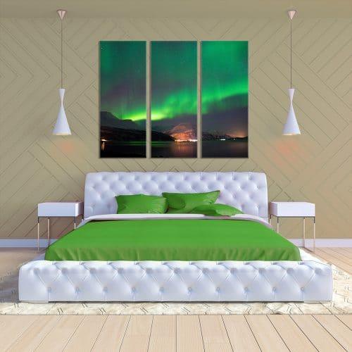 Northern Lights - Beautiful Home Décor | Unique Canvas