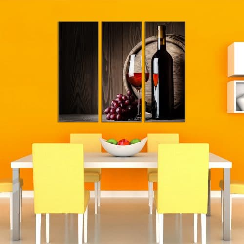 Red Red Wine - Beautiful Home Décor   Unique Canvas