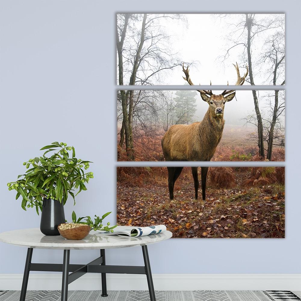 Stag - Beautiful Home Décor   Unique Canvas
