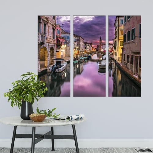 The Beauty of Venice - Beautiful Home Décor | Unique Canvas