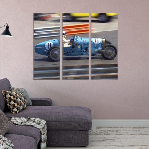 Classic Formula 1- Beautiful Home Décor | Unique Canvas