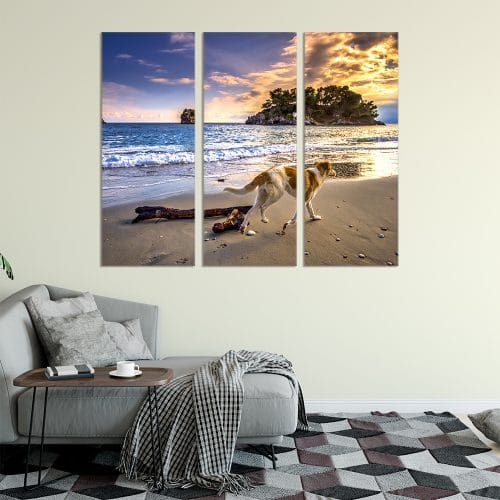 It's a Dog's Life - Beautiful Home Décor | Unique Canvas