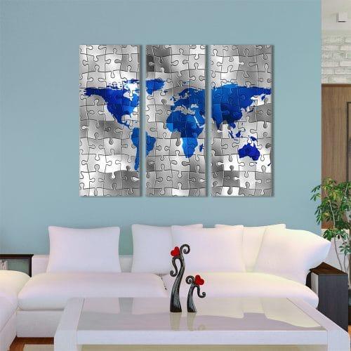 Jigsaw World - Beautiful Home Décor | Unique Canvas