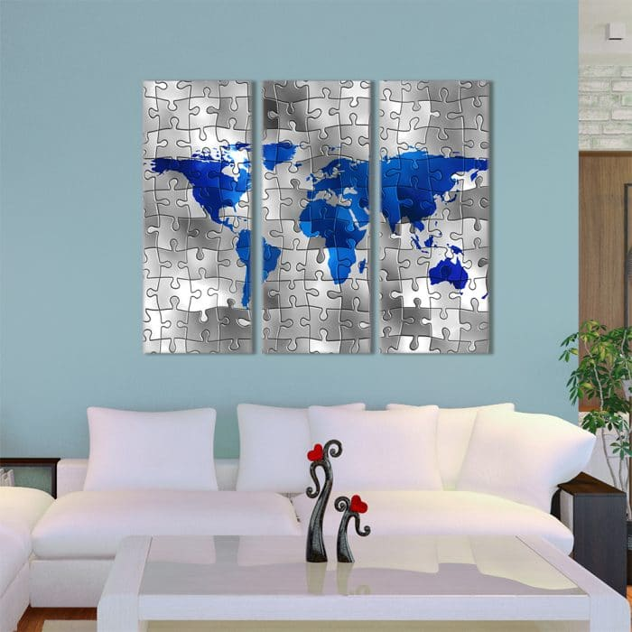 Jigsaw World - Beautiful Home Décor | Unique Canvas