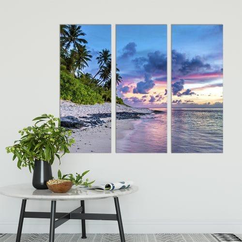 Tropical Paradise - Beautiful Home Décor | Unique Canvas