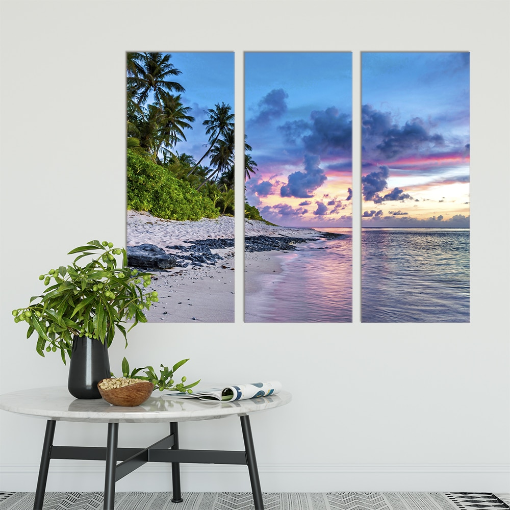 Tropical Paradise - Beautiful Home Décor | Unique Canvas