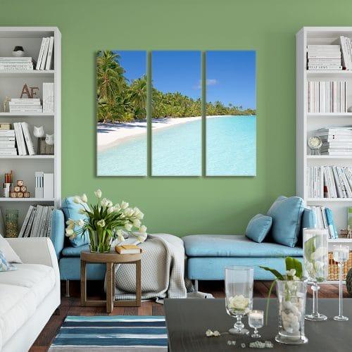 Beach Island - Beautiful Home Décor | Unique Canvas