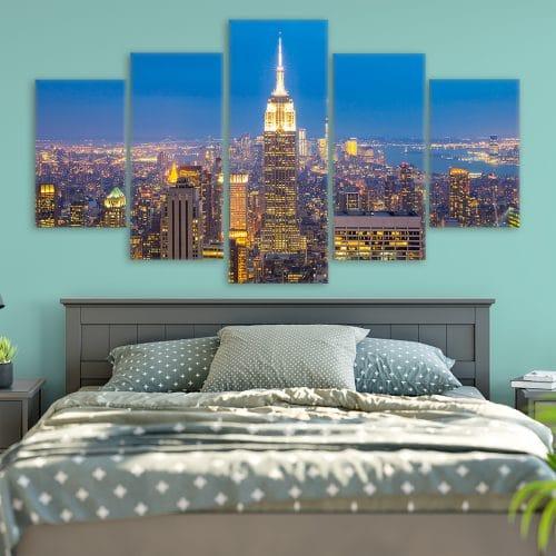 Empire State Building - Beautiful Home Décor | Unique Canvas