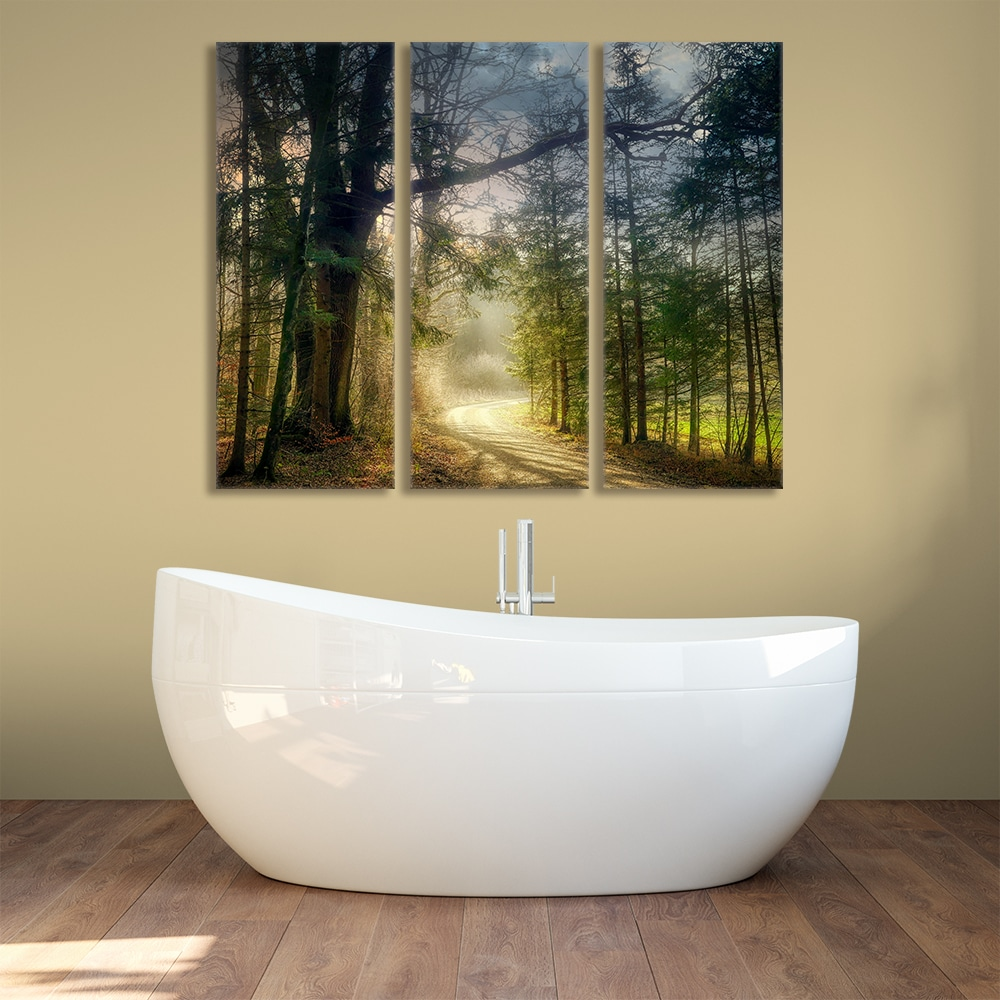 Forest Path - Beautiful Home Décor | Unique Canvas