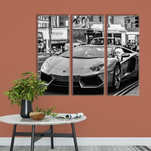 Lamborghini Aventador - Beautiful Home Décor | Unique Canvas