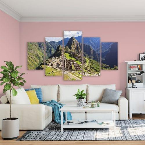 Machu Picchu- Beautiful Home Décor | Unique Canvas