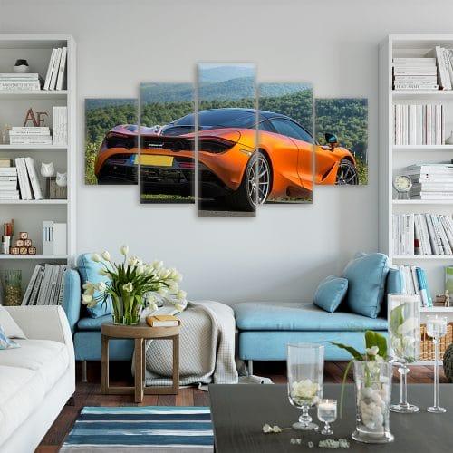 Buy McLaren 720s Cars Unique Canvas