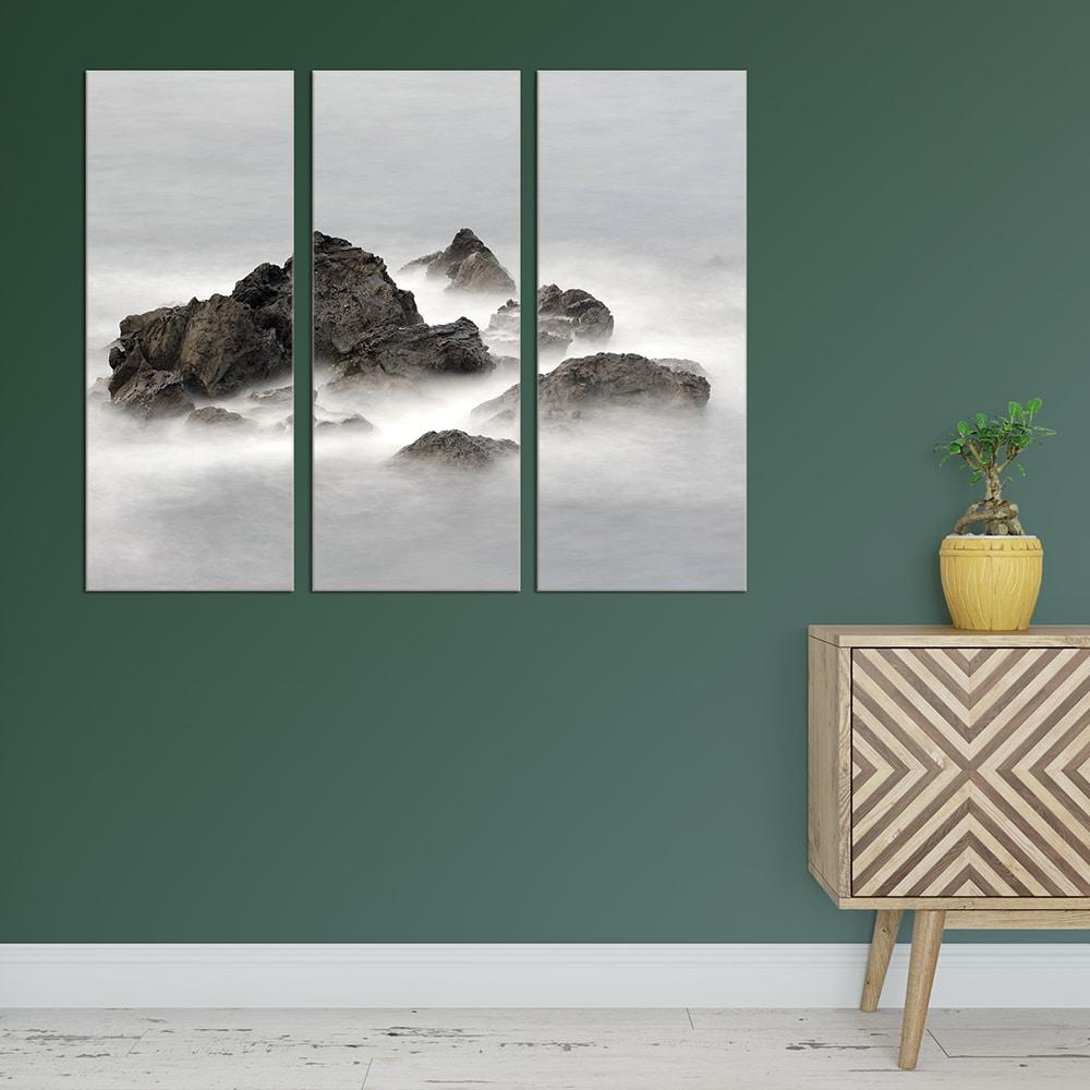 Misty Sea - Beautiful Home Décor | Unique Canvas