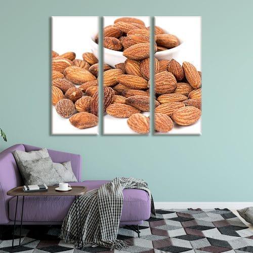 Salted Almonds - Beautiful Home Décor | Unique Canvas